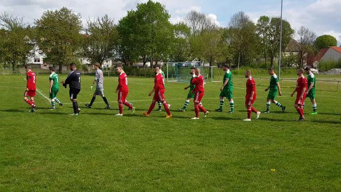 SV Alesheim II - IFC Weissenburg