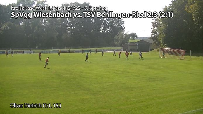 SpVgg vs. TSV, 2:3