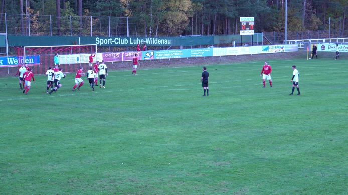 SC Luhe-Wildenau - SpVgg Pfreimd