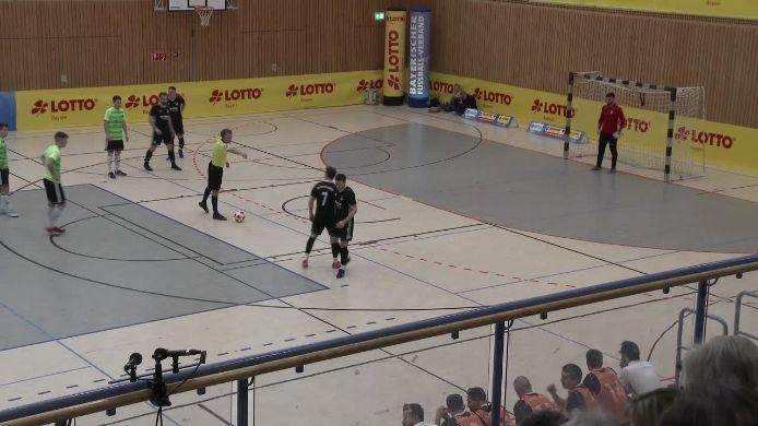 1. FC Penzberg gegen FC Eintracht Landshut
