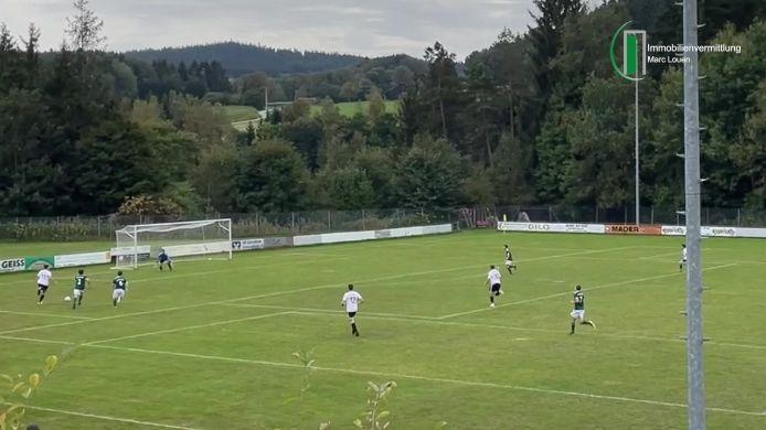 SV Bischofsmais I - TSV Frauenau I, 2:2