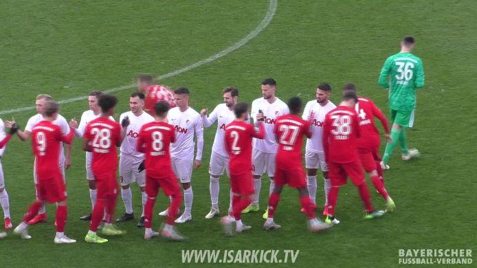 Türkgücü München - FC Bayern München II