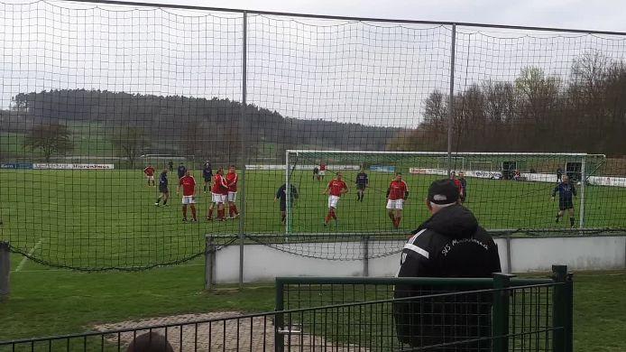 SV Steigerwald-Münchsteinach II - SG Brunn/Wilhelmsdorf I