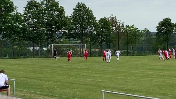 TSV Oberthulba e.V. - FC Westheim, 0-1