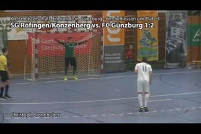 SG Röfingen vs. FC Günzburg