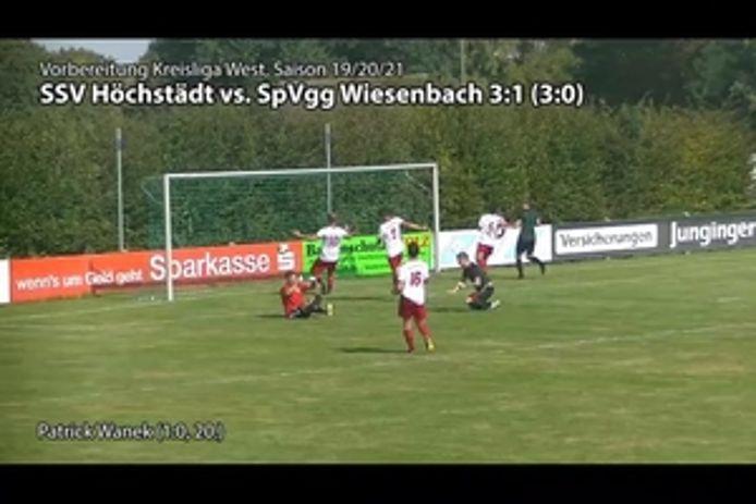 SSV vs. SpVgg, 3:1