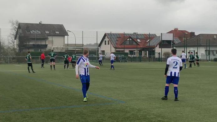 SV Großwallstadt II - FC Mömlingen II