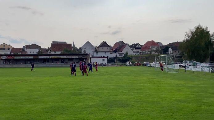 1.FC Knetzgau 1953 e.V. II - (SG) TSV Limbach II / FC Ziegelanger II / FC Zeil II, 1-4