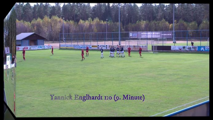 SG Etzenricht II / SC Luhe-Wildenau II gegen DjK Irchenrieth 1:0 , 1:0