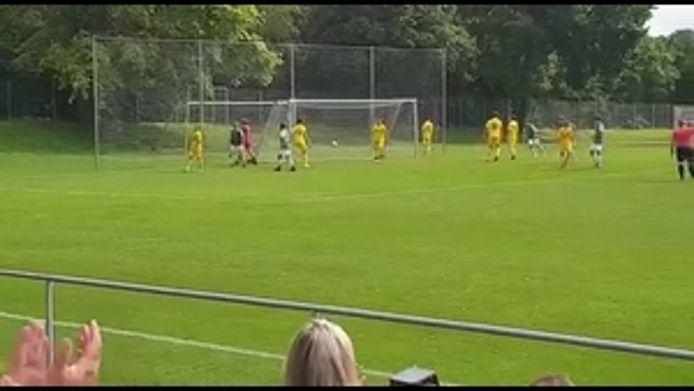 1. FC Schweinfurt 05 II - SpVgg Bayreuth 2 (U16), 1-2