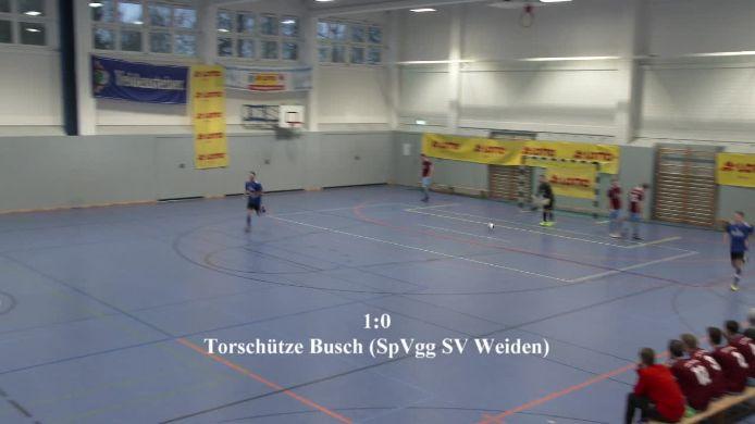 Halbfinale SpVgg SV Weiden gg VfB Rothenstadt