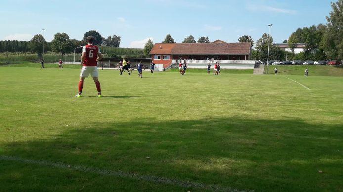 FC Walkertshofen II - TV Schierling II