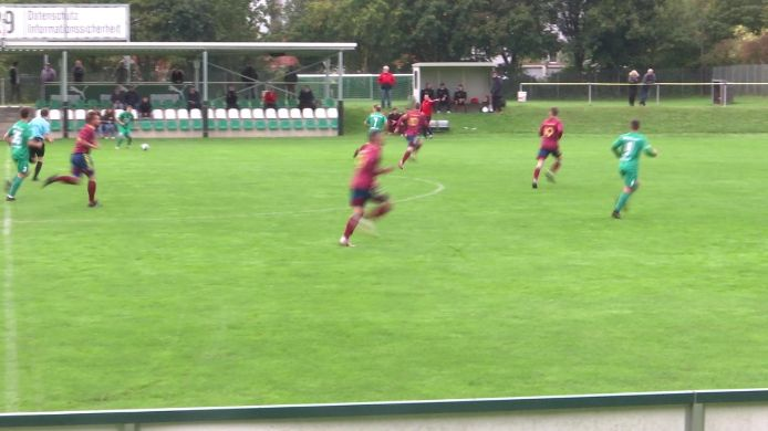 SV Fortuna Regensburg - SV TUS/DJK Grafenwöhr (6:2)