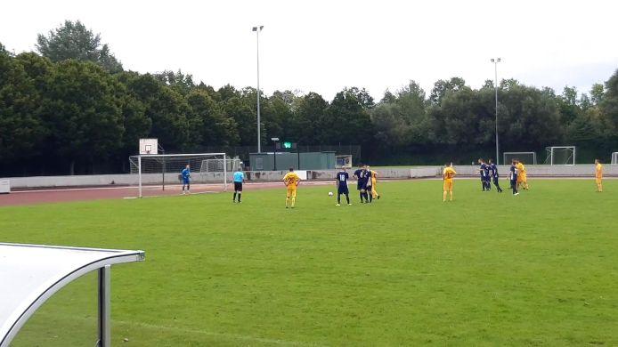 TSV Ingolstadt-Nord - FC Gelbelsee, 1:1