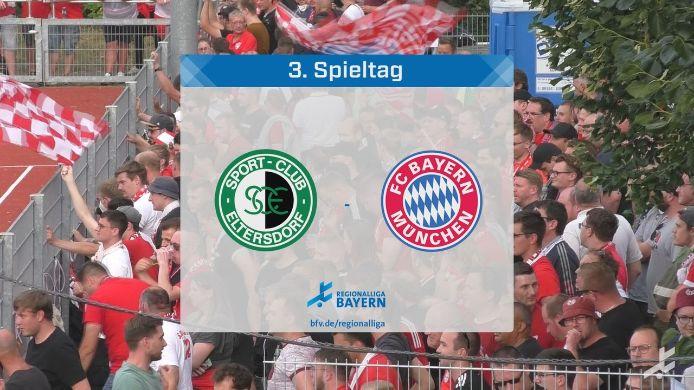 SC Eltersdorf - FC Bayern München II, 2:6
