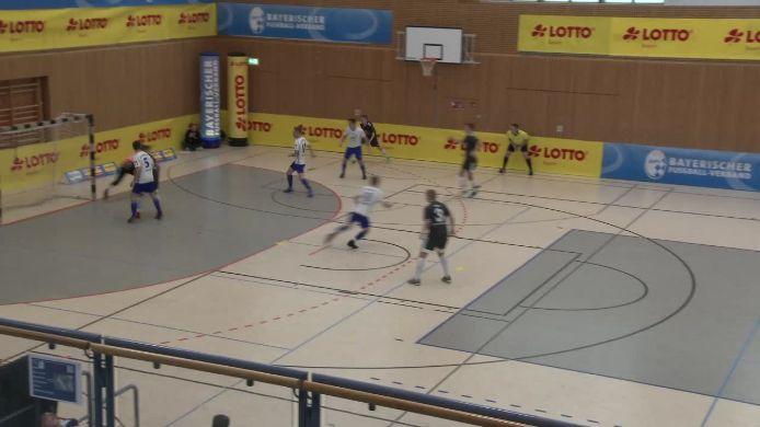 FC Dingolfing gegen SG Mitterteich/Steinmühle