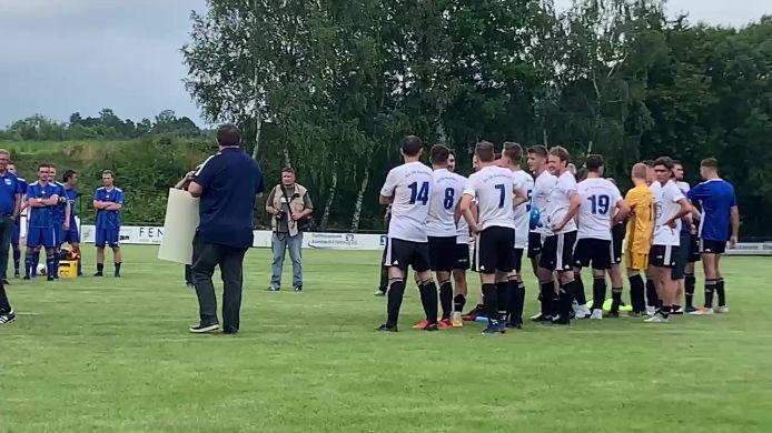 SV 08 Auerbach - SV Etzenricht, 3-2
