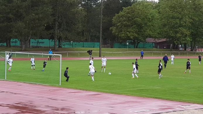 FSV Straubing U15 - TSV Metten  Highlights, 4:1