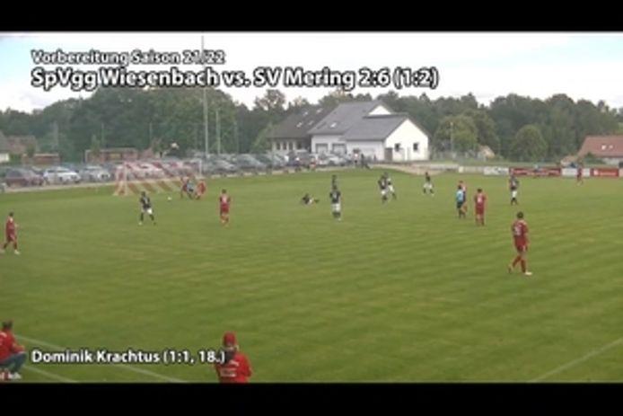 SpVgg vs. SV Mering, 2:6