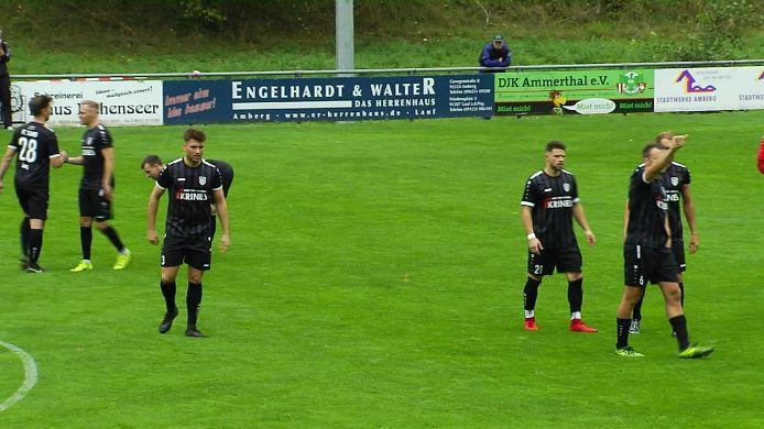DJK Ammerthal - 1. FC Sand (2:0)