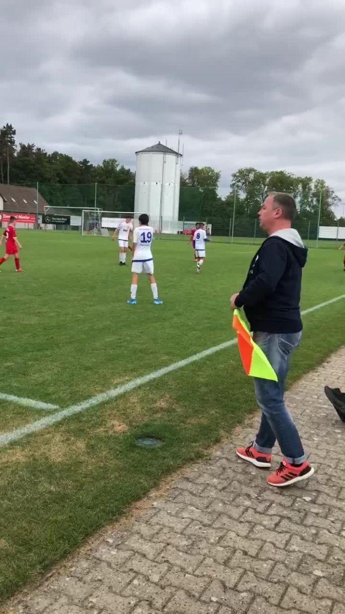 FC Würzburger Kickers U14 (BuLig/NLZ-Runde) - SV Viktoria Aschaffenburg U14
