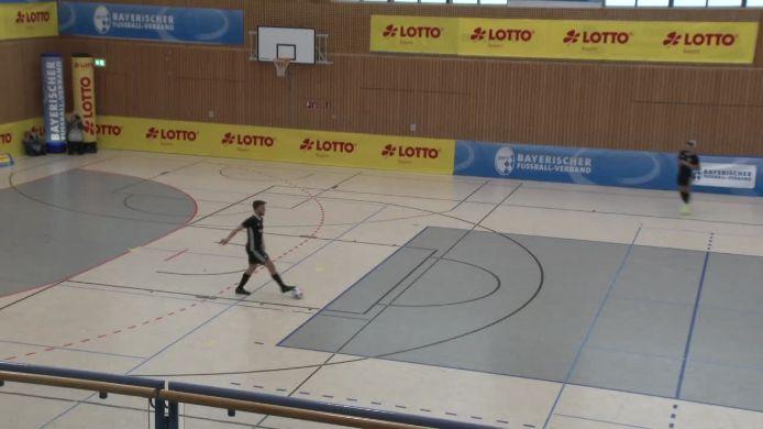 FC Eintracht Landshut gegen Türkspor/Cagrispor Nürnberg