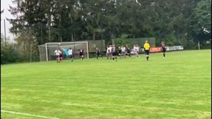 SV Geroldshausen - (SG) DJK Ingolstadt/SV Wettstetten, 0-1
