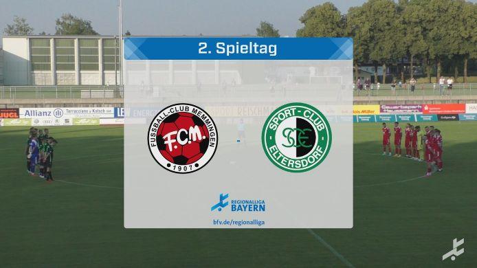 FC Memmingen - SC Eltersdorf, 1:1