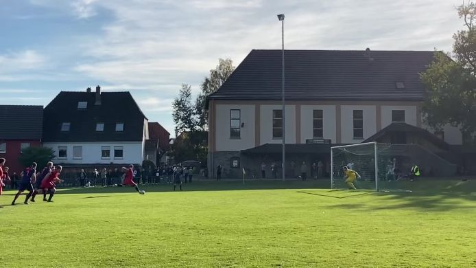 (SG) TSV Unsleben I/RSV Wollbach I - (SG) TSV Heustreu/TSV Hollstadt, 3-4