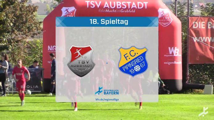 TSV Aubstadt - FC Pipinsried, 4:1