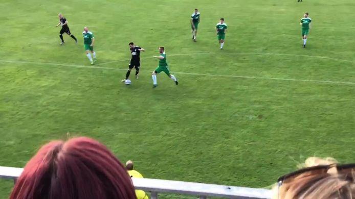 TSV  Stulln - 1. FC Schwarzenfeld.MOV