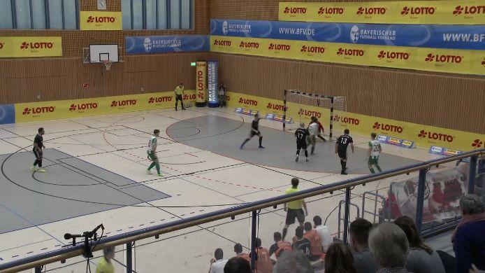 FC 1920 Gundelfingen gegen FC Eintracht Landshut