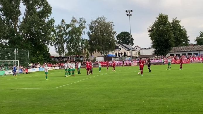 SC Eltersdorf - FC Bayern München II, 2-6