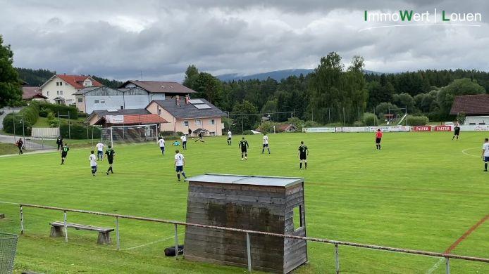 TSV Lindberg II - SV Bischofsmais II, 6:3