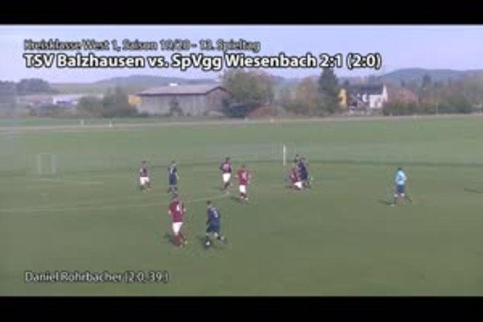 TSV Balzhausen - SpVgg Wiesenbach II