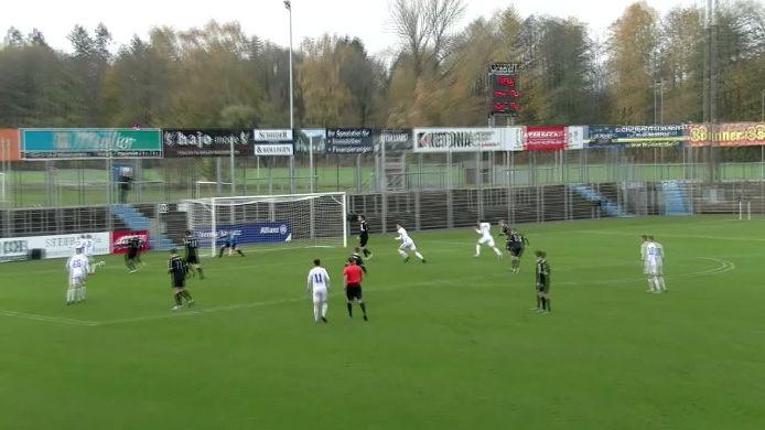SpVgg SV Weiden - TV Aiglsbach 2:1 (1:0)