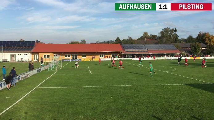 SC Aufhausen - TSV Pilsting 2:1, 3-1