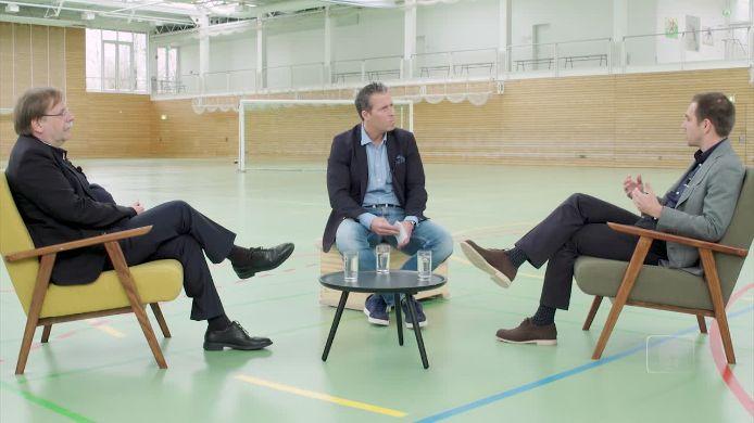 BFV.TV: Der Wintertalk mit Lahm und Koch