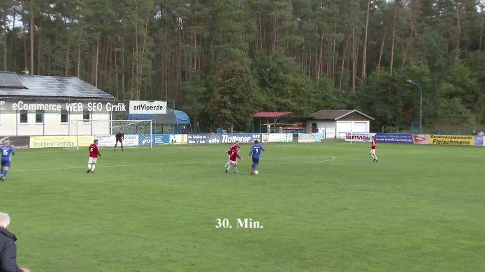 Zusammenfassung SV Etzenricht gegen SV Raigering, 4:0