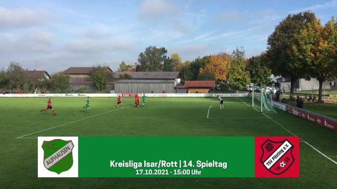 SC Aufhausen - TSV Pilsting Highlights, 3-1