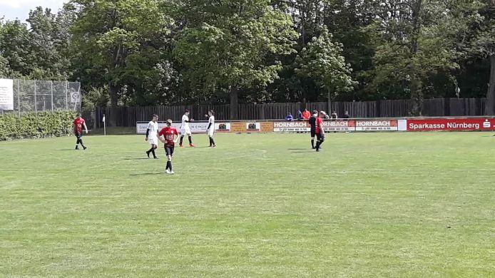 SGV Nürnberg-Fürth 1883 - BSC Woffenbach