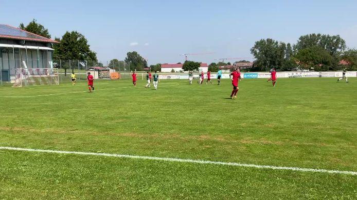 TSV Utting a. A. - VSST Günzlhofen, 4-1