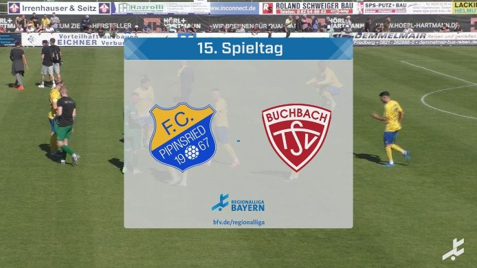 FC Pipinsried - TSV Buchbach, 0:5