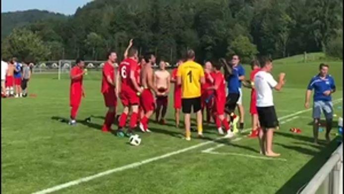 TSV Bergen - SV Unterwössen, 2-1