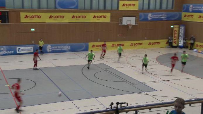 Türkspor/Cagrispor Nürnberg gegen 1.FC Penzberg