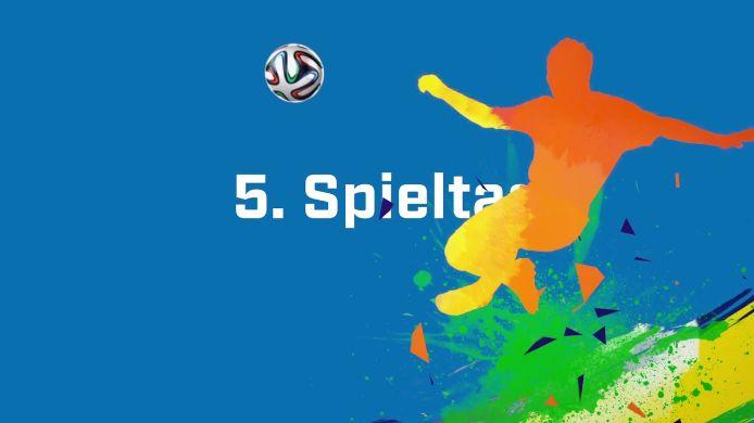Regionalliga Bayern 2021/22 - Alle Spiele, alle Tore, 5. Spieltag
