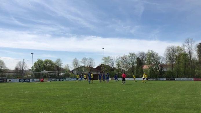 DJK SV Edling II - FC Halfing - Mal wieder Pfosten