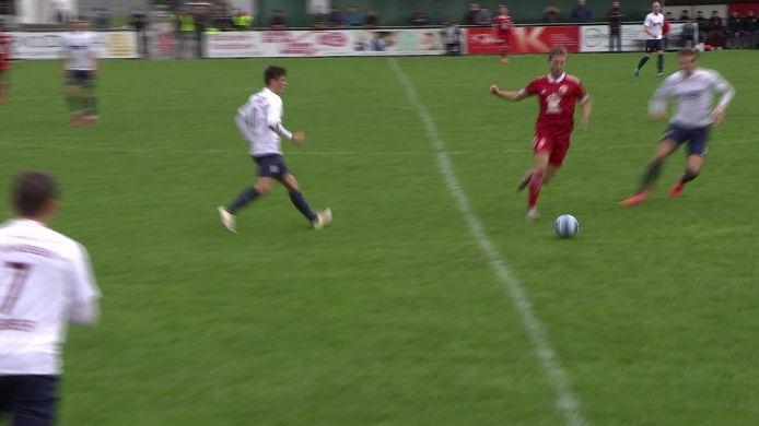 SV Donaustauf - TSV Wasserburg (1:3)