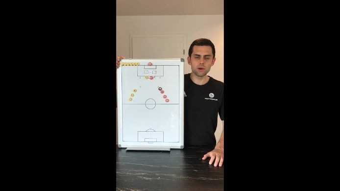 Spielnahe Übungsform - Alex Käs - Video 1