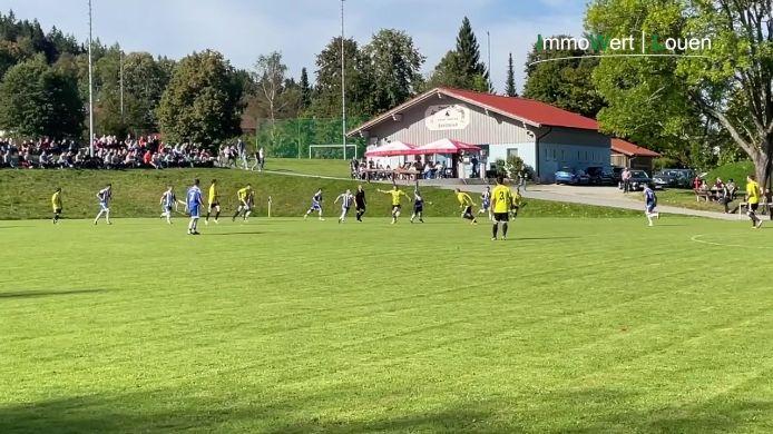 SV Habischried I - SV Bischofsmais I, 0:3